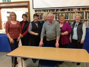 Laurencekirk Ladies Social club Masonic presentation