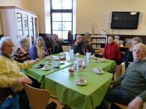 LAurencekirk News Group meeting