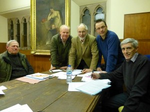 Laurencekirk Villages in Control meeting