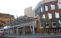 Holyrood Parliament