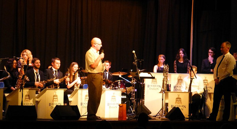 Blackburn and Darwen Youth Ensemble
